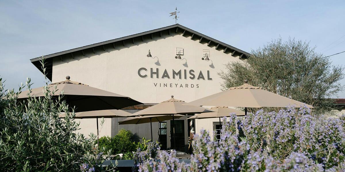 Chamisal Winery on the SLO Coast