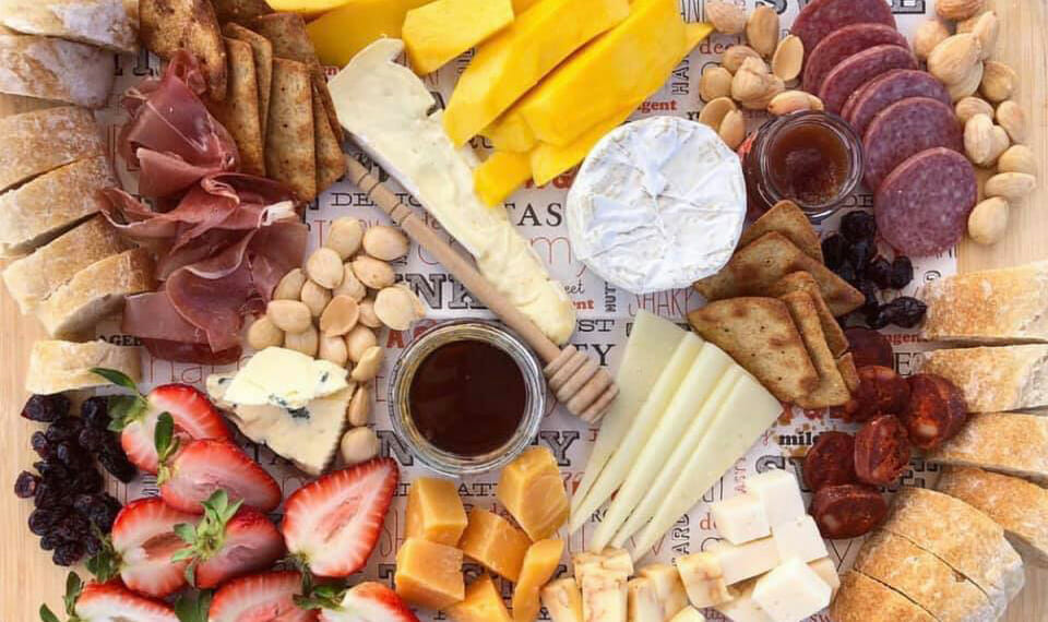 Vivant Fine Cheese at Roll Out the Barrels - SLO Coast Wine