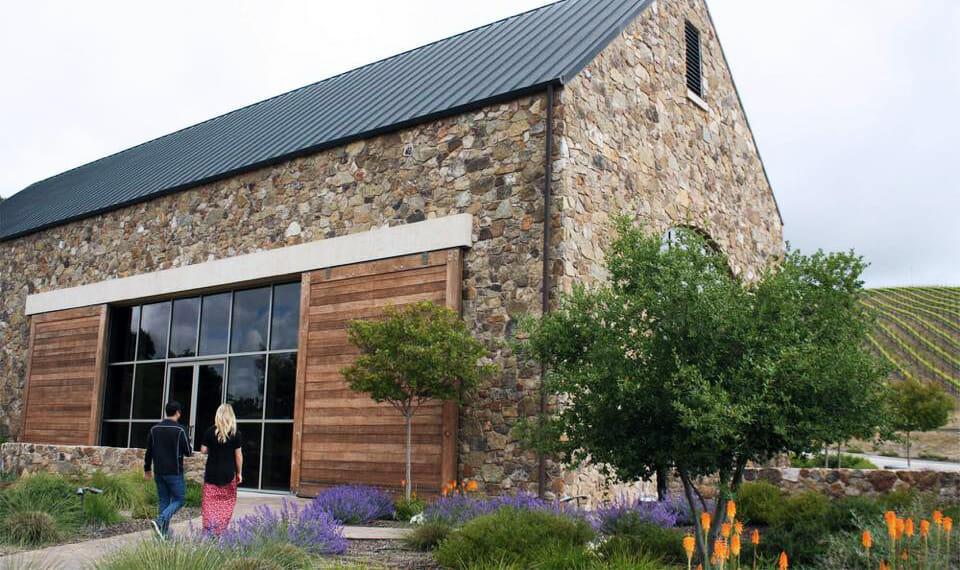 Niner Wine Estates in SLO Coast Wine country