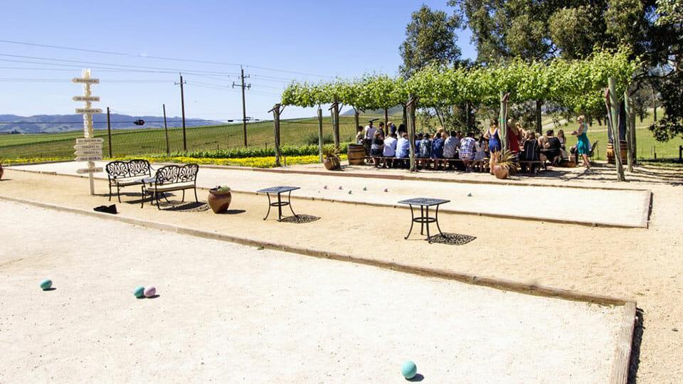 Baileyana Wine, Tangent Wines in SLO Coast Wine Country in San Luis Obispo