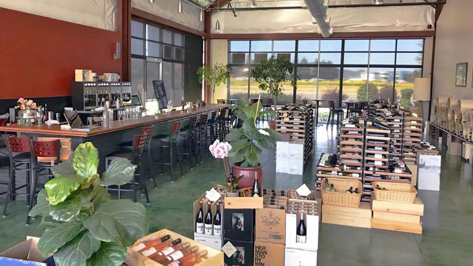 Tolosa Wines at Harvest on the Coast - Sunday Winery Open House