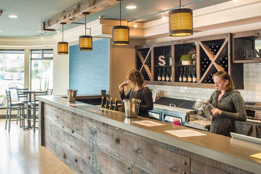 Sinor-Lavallee Winery in Avila Beach