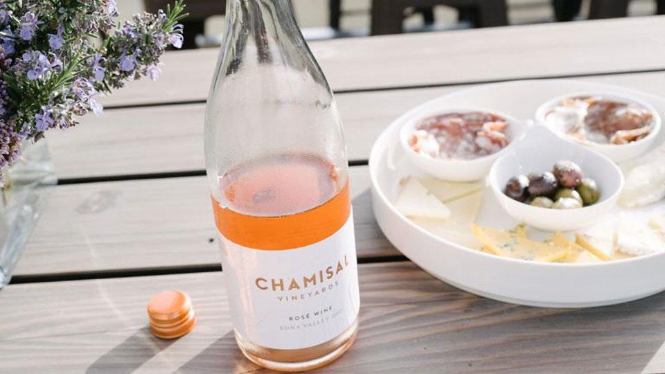 Chamisal Vineyards Edna Valley Rosé