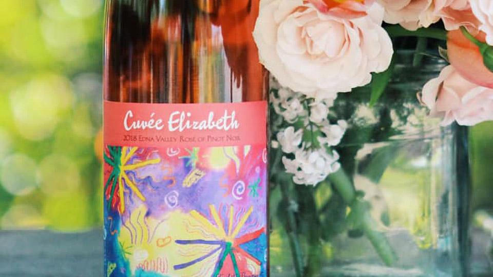 Claiborne & Churchill Winery Cuvée Elizabeth Dry Rosé