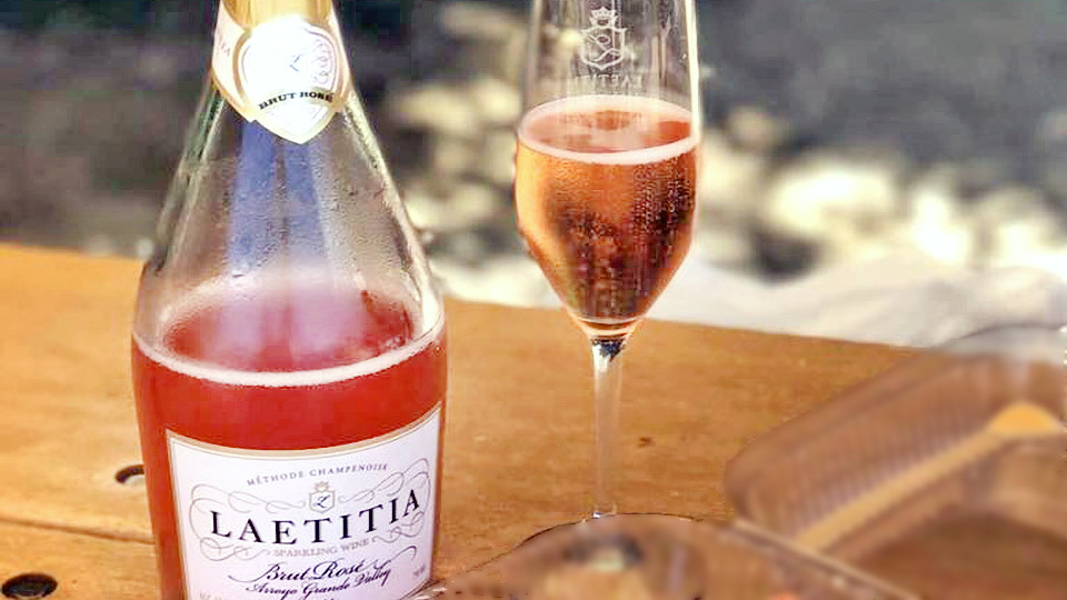 Laetitia Vineyard & Winery Brut Rosé