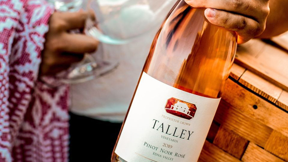 Talley Vineyards Pinot Noir Rosé