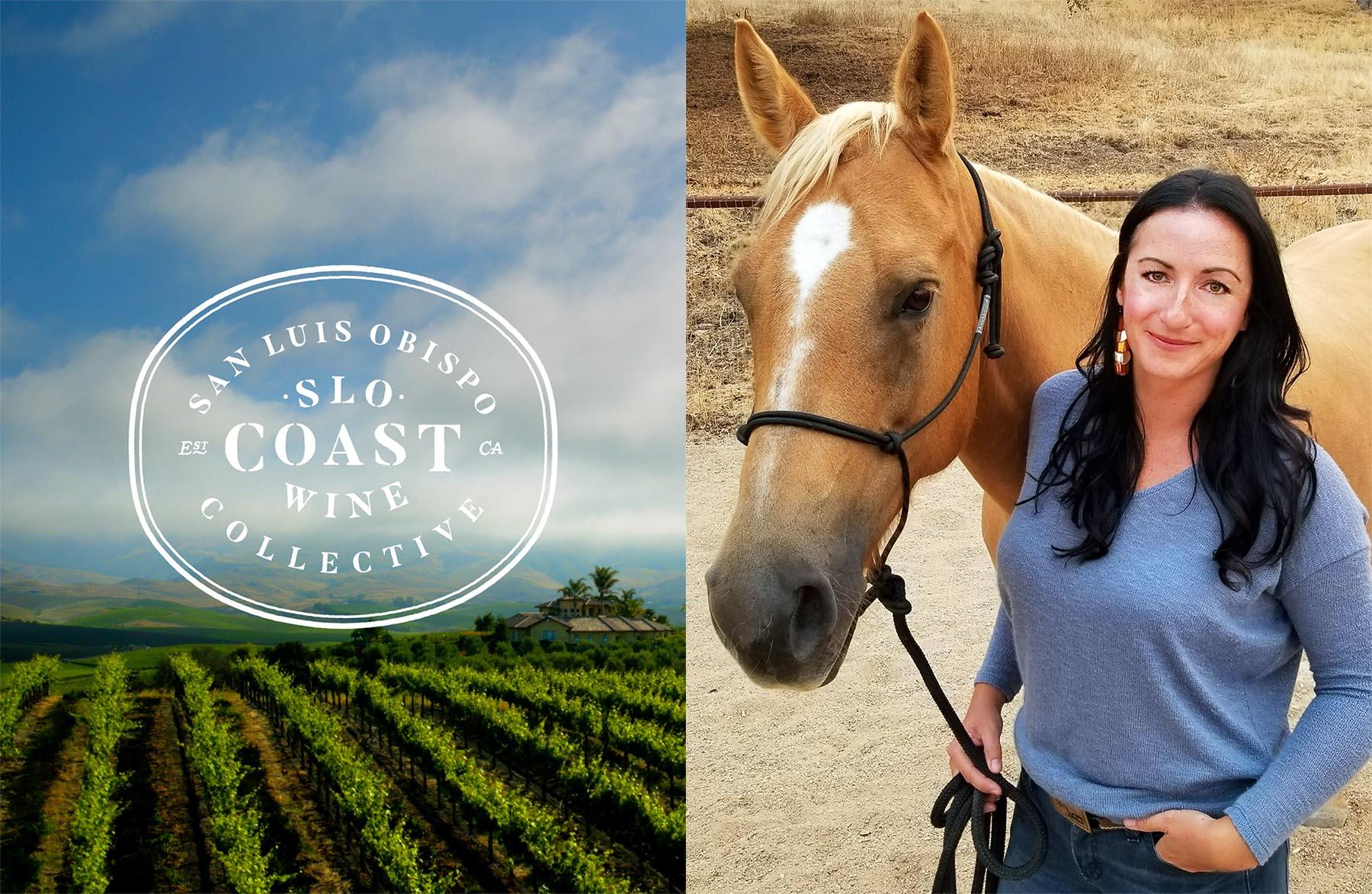 San Luis Obispo Coast Wine Collective Announces New Executive Director Kathleen Naughton