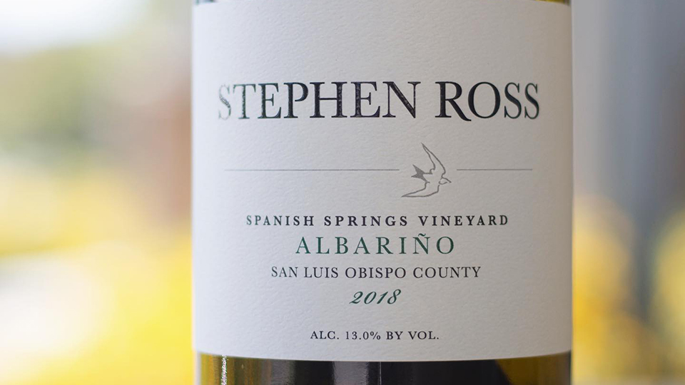 Stephen Ross Wine Cellars on the San Luis Obispo Coast